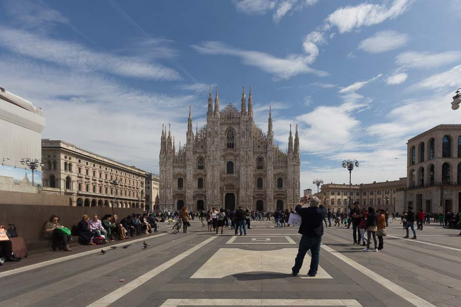 March Madness In Milan Gone With A Whim